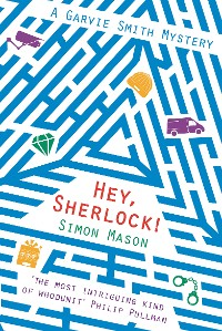 Cover Hey, Sherlock!
