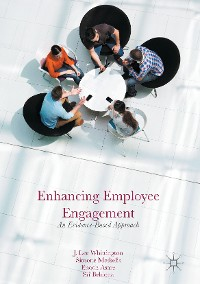 Cover Enhancing Employee Engagement