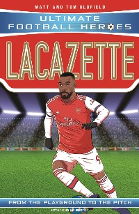 Cover Lacazette (Ultimate Football Heroes) - Collect Them All!