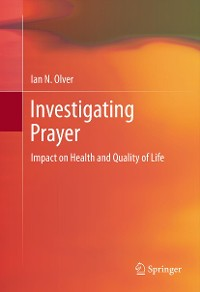 Cover Investigating Prayer