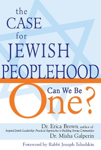 Cover The Case for Jewish Peoplehood