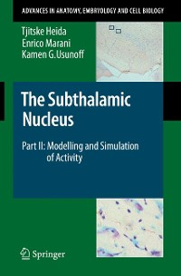 Cover The Subthalamic Nucleus