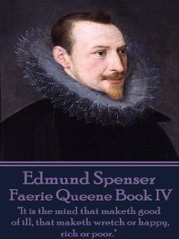 Cover The Faerie Queene Book IV