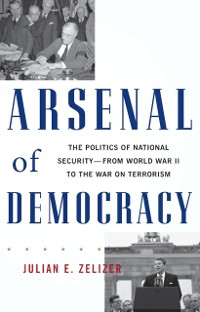 Cover Arsenal of Democracy