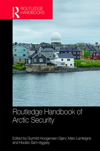 Cover Routledge Handbook of Arctic Security