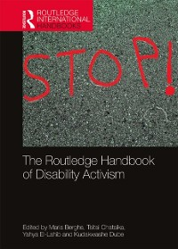 Cover Routledge Handbook of Disability Activism