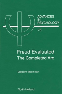 Cover Freud Evaluated - The Completed Arc