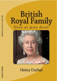 Cover Discover Entdecke Découvrir The British Royals and Family