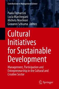 Cover Cultural Initiatives for Sustainable Development