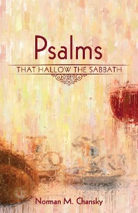 Cover Psalms That Hallow the Sabbath