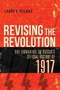 Cover Revising the Revolution