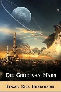 Cover Die Gode van Mars