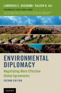 Cover Environmental Diplomacy