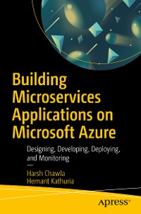 Cover Building Microservices Applications on Microsoft Azure