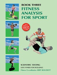 Cover Book 3: Fitness Analysis for Sport