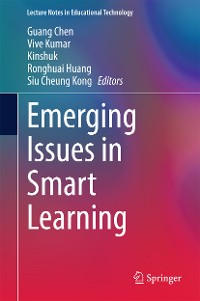 Cover Emerging Issues in Smart Learning