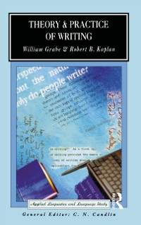 Cover Theory and Practice of Writing