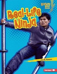 Cover Real-Life Ninja