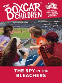 Cover The Spy in the Bleachers