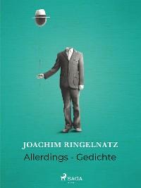 Cover Allerdings - Gedichte