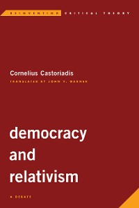 Cover Democracy and Relativism