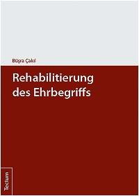 Cover Rehabilitierung des Ehrbegriffs
