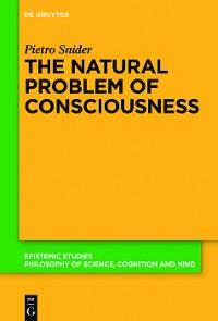 Cover The Natural Problem of Consciousness
