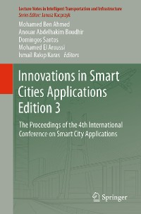 Cover Innovations in Smart Cities Applications Edition 3