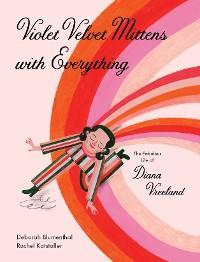 Cover Violet Velvet Mittens on Everything
