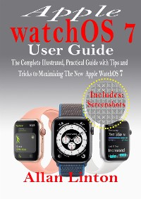 Cover Apple watchOS 7 User Guide