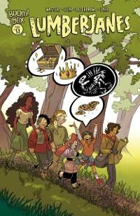 Cover Lumberjanes #53