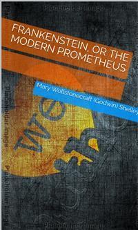 Cover Frankenstein,  Or The Modern Prometheus