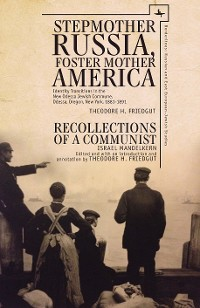 Cover Stepmother Russia, Foster Mother America