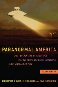 Cover Paranormal America (second edition)
