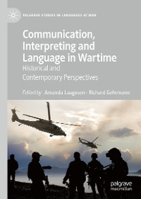 Cover Communication, Interpreting and Language in Wartime