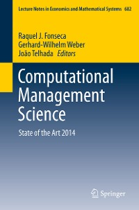 Cover Computational Management Science
