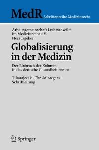 Cover Globalisierung in der Medizin