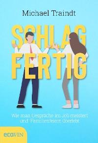 Cover Schlagfertig