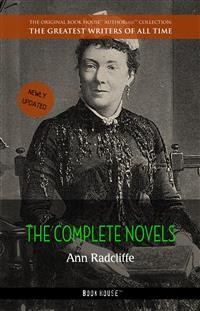 Cover Ann Radcliffe: The Complete Novels