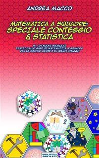 Cover Matematica a Squadre: Speciale Conteggio & Statistica