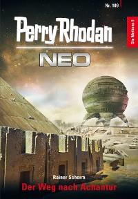 Cover Perry Rhodan Neo 109: Der Weg nach Achantur