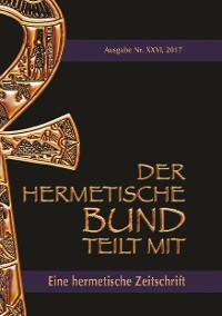 Cover Der hermetische Bund teilt mit: 26