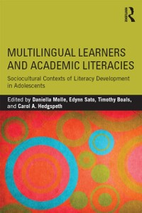 Cover Multilingual Learners and Academic Literacies