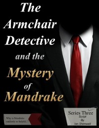 Cover Armchair Detective and the Mystery of Mandrake