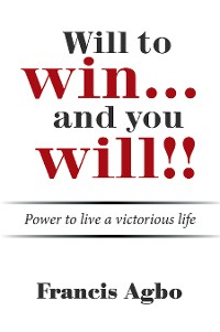 Cover Will to Win…And You Will!!