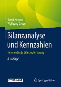 Cover Bilanzanalyse und Kennzahlen