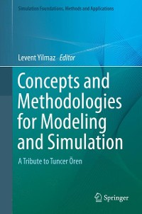 Cover Concepts and Methodologies for Modeling and Simulation