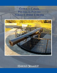 Cover Cannon in Canada, Province by Province Volume 5