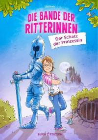 Cover Die Bande der Ritterinnen