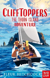 Cover The Thorn Island Adventure